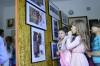 Благодійна виставка очима дітей
