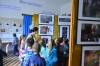Дітлахи на виставці