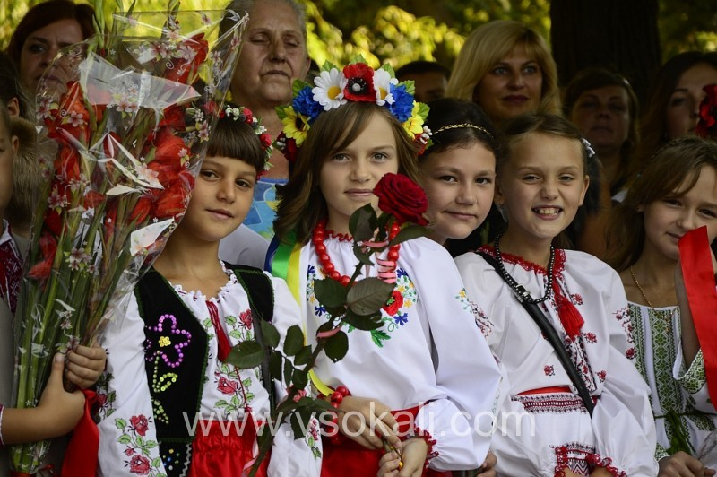 Українські школярі