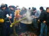 На Сокальщинні у селі Перв'ятичі відбулося свято Водохреща