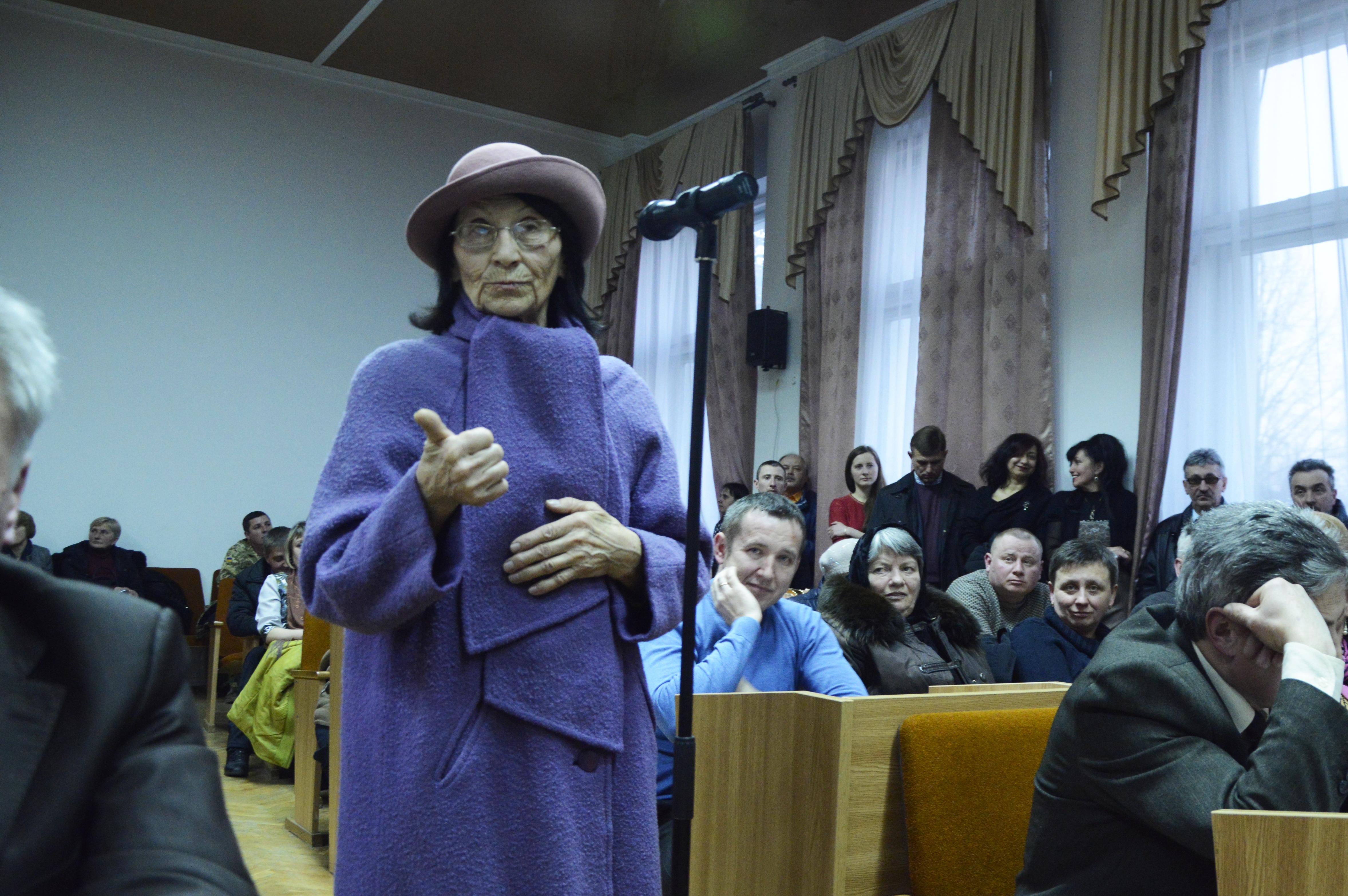 звіт голови Сокальської РДА